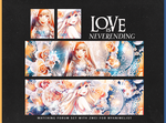 [Tagwall] Love is Neverending by soaru-san