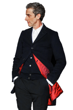 Peter Capaldi Transparent by tardisplus