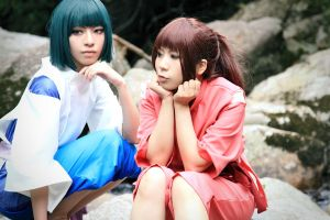 Spirited Away_2 by yui930