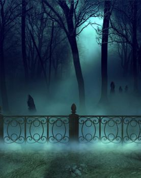 fens Cementery premade bg by starscoldnight by StarsColdNight