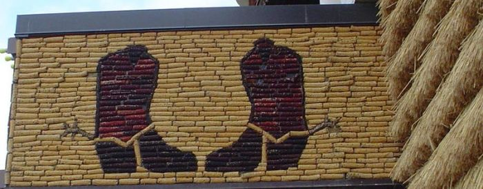 Corn Palace Detail by wrybread