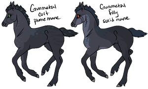 Foals for Kama-ItaeteXIII by gyngercookie