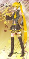 Vocaloid Neru by Le-Vampire-Cat