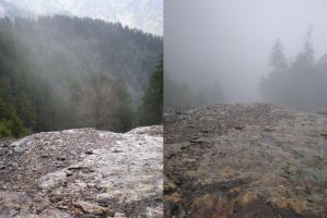 Volatile Smokies Weather by zachn