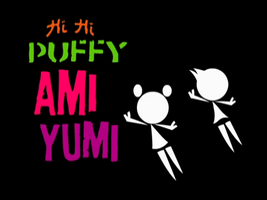 Puffy Ami Yumi wallpaper by SheWhoWalksWithThee