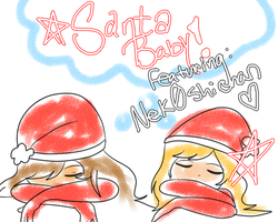Santa Baby Video by LadySelph