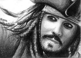 Jack Sparrow I by rosene547