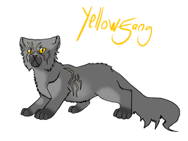 Yellowfang by Shakshun