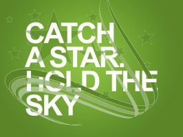 Catch A Star, Hold The Sky by munchester2cool