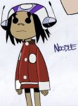 Noodle phase 1 by TheLittleLie