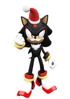 Christmas Shadow 2014 Render by NIBROCrock