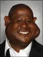 Forest Whitaker by Sycra