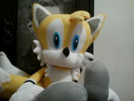 Tails by thechosenone12