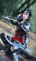 COSPLAY - Dragon Age V by MarineOrthodox