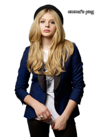 Chloe Moretz Png by emmagarfield