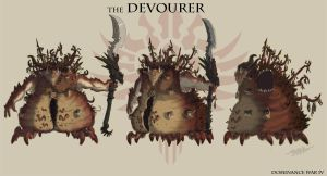 the Devourer turnaround by Jatep