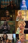 Let it go, dearie! by Lenore-Leonhart