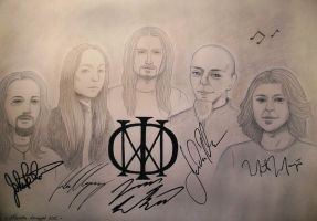 Dream Theater Tribute by Rhoey
