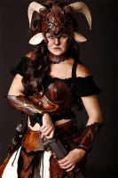 battle faune by JessDCosplay