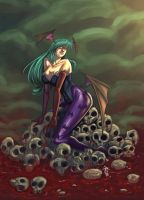 Morrigan by FSstudio13