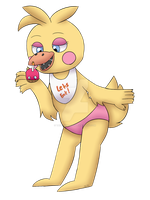 Chica 2.0 by Tails-Crossing
