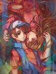 Fanart The PINES - GRAVITY FALLS by Rokudo-Aurora