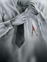 wounded by tzum