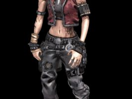 'Borderlands: the Pre-Sequel' Janey Springs XPS!!! by lezisell