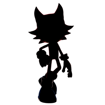 Sonic Forces 3rd Character Render 3 by Nibroc-Rock