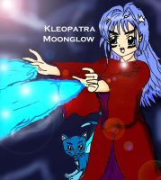 Kleopatra Moonglow - colour by mystic-water