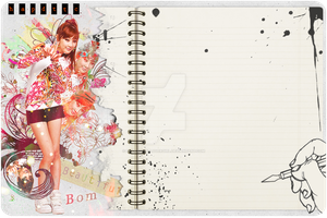 Bom layout by billkaulitzluvergirl
