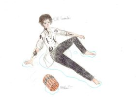Will Herondale by sallyseresu