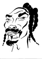 Snoop Dogg Sketch by audacity341