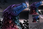 Flyingfire Icon Commission by DarkIceWolf