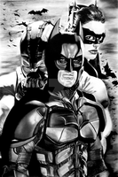 The Dark Knight Rises...second version by bmac78