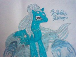 MLP Custom Winters Dream by FlutterValley