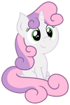 (Bobdude0) Sweetie Belle by Pikamander2