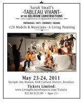 Sarah Small's Tableau Vivant by Stefpan