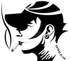 SMOKING by Dreamerscollection