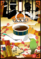 coffee_poster by r-nami