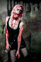 Living Dead Girl 4 by BrianShannow
