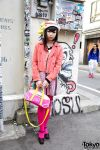 Japanese street fashion by IErainbows