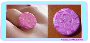 Pink ring by cuca-factory