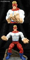 Custom Marvel legends Piledriver by Jin-Saotome