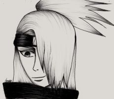 Deidara by morgan1508