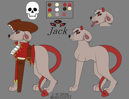 Jack Ref by Monster51
