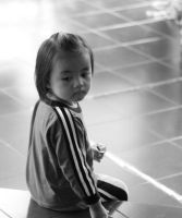 Little Girl by wilmil