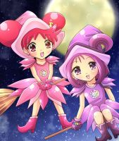 Let's Magical World by awatwinkle