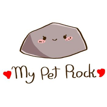 My Pet Rock by abyssalCompiler