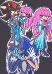 -:VIRUS:-  Sonic's Worst Nightmare (Coloured) by Sky-The-Echidna